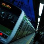 【Tokyo Train Story】雨が降る前に帰らないとな・・・