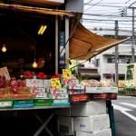 【Tokyo Train Story】都電沿線の八百屋さん