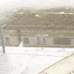 【Tokyo Train Story】雨上りの水溜りには・・・