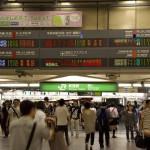 【Tokyo Train Story】新宿駅西口改札