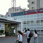 【Tokyo Train Story】尾久駅前の北斗星