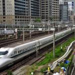 【Tokyo Train Story】田町駅から東海道新幹線を眺める