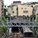 【Tokyo Train Story】上野の山から出てくる京成電車