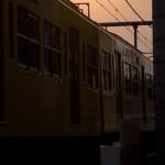 【Tokyo Train Story】夕暮れ時の西武池袋線