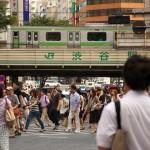 【Tokyo Train Story】渋谷駅前のスクランブル交差点