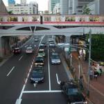 【Tokyo Train Story】頭上を通る東京メトロ丸の内線