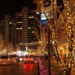 【Tokyo Train Story】有楽町のクリスマスイルミネーション