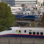 【Tokyo Train Story】EF510とアルクマ新幹線の共演