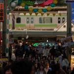 【Tokyo Train Story】竹下通りの人波の中で