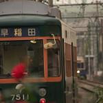 【Tokyo Train Story】恥ずかしがり屋の青い都電