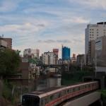 【Tokyo Train Story】水がある風景を行く東京メトロ丸の内線