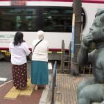 【Tokyo Train Story】踏み切り待ち