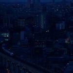 【Tokyo Train Story】闇に溶け込みつつある新幹線