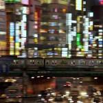 【Tokyo Train Story】大都会新宿の闇を切り裂く山手線