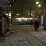 【Tokyo Train Story】雪降る夜の都電荒川線