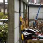 【Tokyo Train Story】雪の日の都電と井戸ポンプ