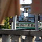 【Tokyo Train Story】絵馬の向こうの都電荒川線