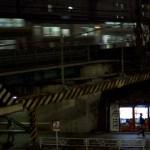 【Tokyo Train Story】ガード下の自動販売機の明かり
