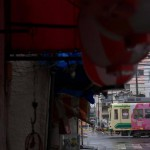 【Tokyo Train Story】雨宿り
