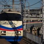 【Tokyo Train Story】京成町屋駅のホームから