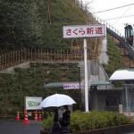 【Tokyo Train Story】雪の日もアスカルゴ