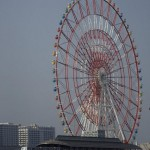 【Tokyo Train Story】青海駅とパレットタウン大観覧車