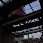 【Tokyo Train Story】都電を下から見上げる