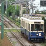 【Tokyo Train Story】都電「がんばろう日本」号