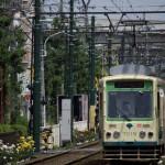 【Tokyo Train Story】眩しい!