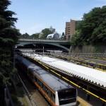【Tokyo Train Story】崖に囲まれた四ツ谷駅