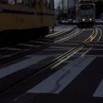 【Tokyo Train Story】道路橋下でのすれ違い