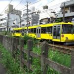 【Tokyo Train Story】東急世田谷線の黄色い電車