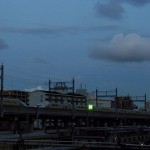 【Tokyo Train Story】夕暮れ東京スカイツリー