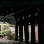 【Tokyo Train Story】荘厳な雰囲気がある王子のガード下