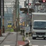 【Tokyo Train Story】都電と自動車の競争が見られる場所