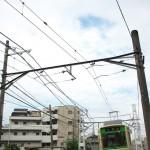 【Tokyo Train Story】ほんの小さな夏の青空