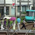【Tokyo Train Story】東急世田谷線踏切模様