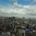 【Tokyo Train Story】28階から新宿の街を見下ろす
