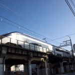 【Tokyo Train Story】朝日の中を突き進むスカイライナー