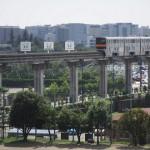 【Tokyo Train Story】高度何メートル?(多摩都市モノレール)