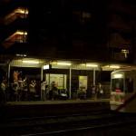 【Tokyo Train Story】カメラの砲列(都電荒川線花電車)