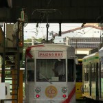 【Tokyo Train Story】ピットイン(都電花電車)