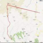 神奈川県の塔ノ岳での登山でCanon PowerShot S100のGPSロガー機能を試してみた