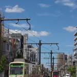 【Tokyo Train Story】都電荒川線のセンターポール