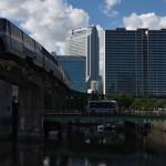 【Tokyo Train Story】東京湾岸の風景(東京モノレール)