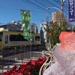 【Tokyo Train Story】サンタクロースがやって来た!(都電荒川線)