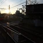 【Tokyo Train Story】日没間際の都電荒川線