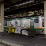 【Tokyo Train Story】上野駅構内のターレット