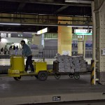 【Tokyo Train Story】ターレット、走る!
