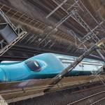 【Tokyo Train Story】緑の新幹線参上!